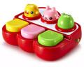 澳貝(AUBY)兒童玩具 小小音樂家 嬰幼兒童音樂小電子琴鋼琴 461205男孩女孩玩具(新舊配色隨機發貨) 實拍圖