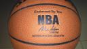 斯伯丁Spalding 比賽籃球74-604Y 室內外PU耐磨7號NBA藍球 實拍圖