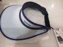 蕉下(BANANAUNDER)遮陽帽防曬帽防紫外線帽子女夏天戶外出行女神帽19年新品 霜草藍 實拍圖