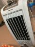 奧克斯(AUX)遙控制冷風扇/移動空調扇/小空調扇/水冷空調扇/冷風機/電風扇FLS-120F-1 實拍圖