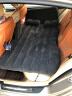 沿途 車載充氣床 帶頭部護檔 汽車用后排充氣床墊 車震旅行氣墊床 家用轎車睡墊 自駕游裝備用品 黑色 N25 實拍圖