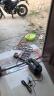 億力YILI 家用洗車機高壓清洗機 洗車水槍 洗車神器 洗車泵YLQ4350C-B 黑騎士 汽車用品摩托車 實拍圖