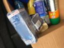 可令深度殺菌清潔套裝 汽車殺菌消毒除味劑+多功能內飾清潔劑+洗車毛巾 實拍圖