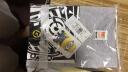 三槍童裝兒童短袖T恤 卡通IP系列 男童女童中大童圓領打底短袖衫 2C037A1 探險活寶-黑 130 實拍圖