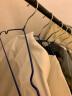 晟旎尚品 衣架 浸塑晾衣架 不銹鋼納米級衣架 干濕兩用 成人兒童防滑凹槽衣服撐子 加粗款優雅藍 10只裝 實拍圖