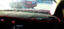 車麗友 汽車儀表盤防曬墊避光墊 2014-2019款豐田新卡羅拉裝飾專用雙擎中控工作臺遮陽隔熱遮光墊 改裝紅邊 實拍圖