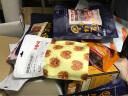 三只松鼠手撕面包 餅干蛋糕零食大禮包酵母面包早餐口袋軟面包禮盒 1000g/盒 實拍圖