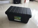 愛麗思(IRIS) 汽車收納箱儲物箱 RV600 40升 PP樹脂材料 黑色 實拍圖