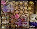 費列羅巧克力禮盒裝生日禮物送女生女友男友閨蜜萬圣節糖果送小孩 實拍圖
