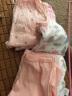 貓人兒童睡衣薄款內衣純棉衣服男童空調服女寶寶春裝童家居服嬰兒套裝 動物樂園-杏粉(家居服) 73 實拍圖