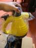 sichler德國家用高溫高壓蒸汽清潔機 多功能手持蒸汽機 廚房油煙機清洗機 硬朗黃 實拍圖