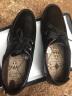 羅倫邦帥商務休閑皮鞋 男士夏季透氣男鞋商務休閑鞋 5317-黑色 42 實拍圖