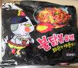 韓國進口(SAMYANG) 三養辣雞肉味拌面 700g(140g*5包入)超辣火雞面 方便面速食 實拍圖