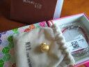 周生生CHOW SANG SANG黃金轉運珠足金Charme串珠福袋轉運珠定價89197C 實拍圖