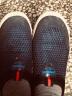 回力網鞋男夏季一腳蹬網面透氣男鞋運動鞋板鞋休閑鞋子男健步鞋網布懶人北京布鞋男 藏青6110 43 實拍圖