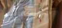 全棉時代 嬰兒睡袋嬰兒抱被兒童春夏寶寶純棉針織包被 90*90cm 1件裝 藍色小兔(薄款) 實拍圖
