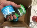 卡萊飾 固體芳香劑清香劑 家用室內車載香水香薰清香氛膏廁所除臭除味劑 淡雅茉莉(四盒裝) 實拍圖