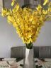 佳佰 25cm不規則紋理陶瓷花瓶 北歐簡約田園藝術現代家居裝飾擺設花插 實拍圖