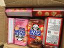 新加坡进口 明治(Meiji)小熊饼干熊猫草莓夹心饼干50g 实拍图