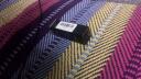 迪奧(Dior)烈艷藍金唇膏567# 3.5g 經典玫瑰粉(口紅 持久滋潤 保濕不脫色 繆斯玫紅) 實拍圖