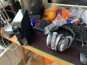 爱克创(Alctron) EPP05/07/08监听音箱防震海绵垫减震垫子防震降噪垫绝(一对) 黑色 EPP05-适合5寸音箱