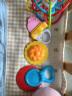澳貝(AUBY)兒童寶寶牙膠手搖鈴嬰兒童放心煮牙膠禮盒(新舊配色隨機發貨)461527 實拍圖