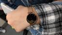 丹尼爾惠靈頓(DanielWellington)DW手表 女款金屬表帶28mm表盤歐美簡約時尚腕表DW00100217 實拍圖