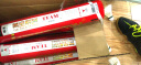 川崎KAWASAKI 羽毛球 大賽級 黃金1號 77速 實拍圖