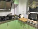 美的(Midea)美的范免安裝家用臺式除菌洗碗機 M1-香檳金 實拍圖