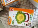 澳貝(AUBY)兒童玩具 青蛙小鼓嬰幼兒童手拍鼓音樂鼓聲光音樂 463430DS 實拍圖