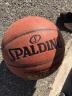 斯伯丁Spalding NBA比賽籃球76-167Y室內外兒童成人PU材質7號 藍球 實拍圖