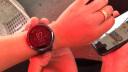 AMAZFIT智能運動手表華米科技出品 戶外GPS定位watch 運動心率陶瓷表圈 藍牙聽歌 快捷支付 黑色 實拍圖