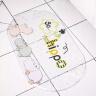 青葦個性PVC浴室防滑 地墊腳墊 河馬 底部吸盤設計 實拍圖