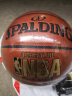 斯伯丁Spalding籃球76-095室內外NBA比賽訓練防滑PU皮7號lanqiu 實拍圖