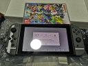 任天堂(Nintendo)Switch 游戲機/續航加強版 掌機 NS掌上游戲機便攜 ns精靈寶可夢 Switch續航加強版日版彩色+塞爾達 實拍圖