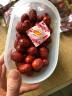 好想你 干果零食 新疆特產 阿克蘇灰棗 免洗紅棗子 瑪瑙紅500g/袋 實拍圖