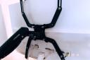 樂歌(Loctek)顯示器支架 桌面底座旋轉升降液晶電腦顯示器支架臂 電腦升降架 17-35英寸 F8A 實拍圖