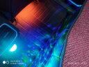 猛速 汽車氛圍燈車內改裝免接線無線通用usb車載氣氛燈腳底內飾裝飾燈led呼吸燈創意用品音樂節奏燈 升級24色 48燈一拖四【聲控+遙控款】USB頭 實拍圖