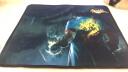 新盟鼠標墊個性創意卡通超可愛小號防滑動漫lol加厚女生游戲筆記本電腦大辦公桌墊電競粗面 圖案隨機發(290*250mm) 精密鎖邊 實拍圖