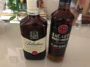 百加得(Bacardi ) 洋酒 朗姆酒 黑朗姆酒 500ml 實拍圖