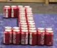 可口可樂 Coca-Cola 汽水 碳酸飲料 330ml*24罐 整箱裝 可口可樂公司出品 新老包裝隨機發貨 實拍圖