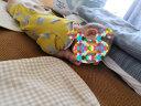 良良(liangliang) 嬰兒枕頭定型枕防偏頭新生兒水洗透氣兒童枕0-1-3-5歲用品幼兒禮盒 經典款  袋裝 實拍圖