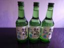 真露(JINRO)燒酒 韓國進口17.2° 竹炭酒 360ml*6瓶 連包(新老包裝隨機發貨) 實拍圖