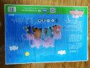 小豬佩奇(Peppa pig)毛絨玩具抱枕公仔兒童禮物女孩布娃娃玩偶系列 大號套裝30cm+46cm 實拍圖