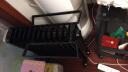 美的(Midea)取暖器/電暖器/電暖氣片家用 節能省電 靜音加濕烘衣 13片大面積勁暖電熱油汀NY2513-16JW 實拍圖