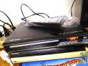 先科(SAST)PDVD-791A DVD播放機 CD機 VCD DVD巧虎播放器 影碟機 USB光盤光驅播放機(黑色) 實拍圖