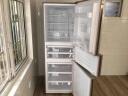 松下(Panasonic)松下三門變頻風冷無霜冰箱  NR-C280 金色 家用大容量280L 金色 曬單實拍圖