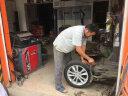 匯行者 無線太陽能汽車胎壓監測器外置 車胎胎壓精準檢測器內置 輪胎氣壓車壓監測儀 車載監控報警胎壓儀 彩屏平安精英版(內置)送延保2年 實拍圖