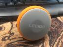 樂益leeioo 功能小件 汽車方向盤助力球 輔助轉向省力汽車用品 橙色 實拍圖