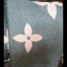 Tsful圍巾女冬季披肩兩用加厚圍脖韓版長款保暖時尚學生大圍巾TS632WJB細四葉草-粉色 實拍圖